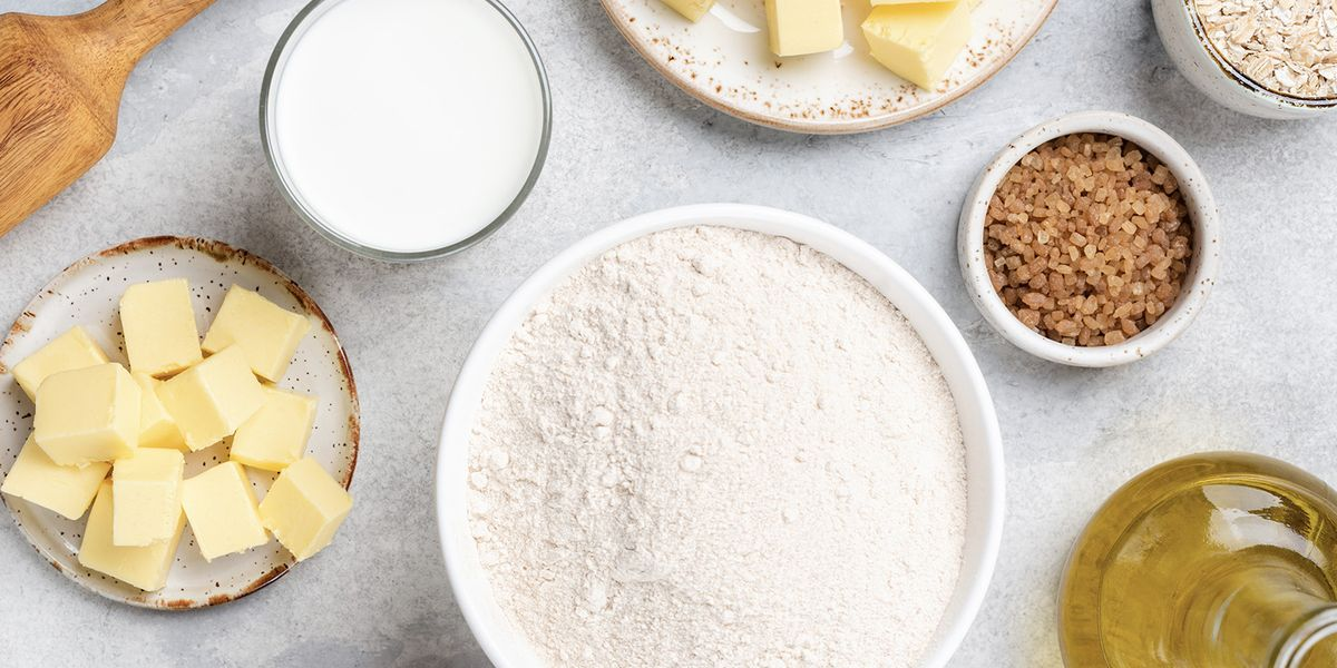 How to Make Almost Any Baking Recipe Vegan