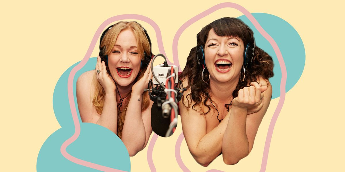 'What I've learned about body confidence from hosting almost 50 naked podcast recordings'