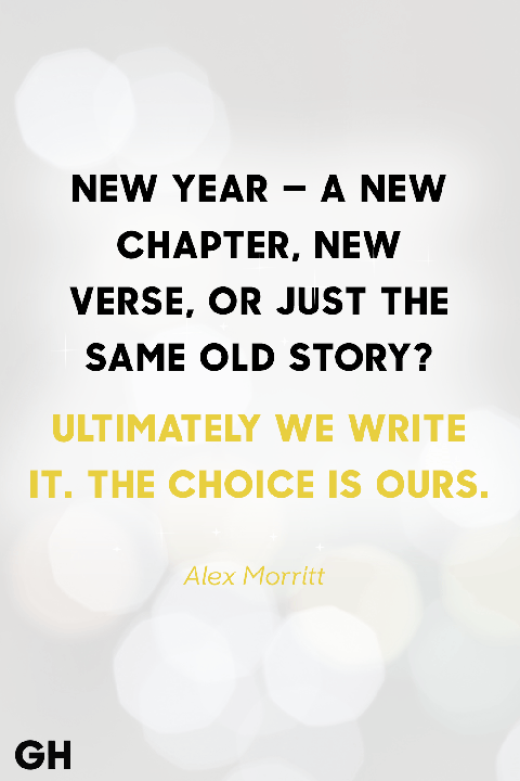 36 Best New Year's Eve Quotes - Inspirational Sayings for ...