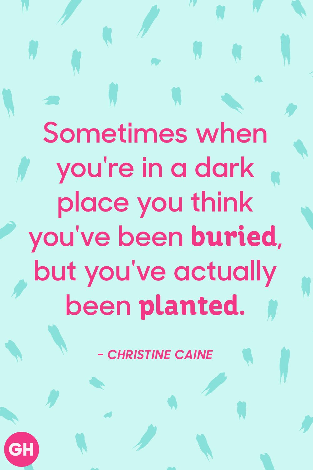 christine caine optimistic quotes