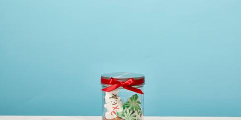 How To Diy A Mason Jar Hot Chocolate Gift Using Peeps Diy