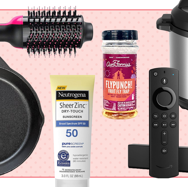 Most Popular Things Good Housekeeping Readers Bought in July