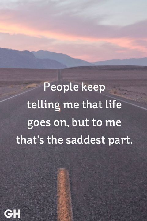 60 Best Sad Quotes Quotes Sayings About Sadness And Tough Times Impressive Quotes About Losing A Loved One Too Soon