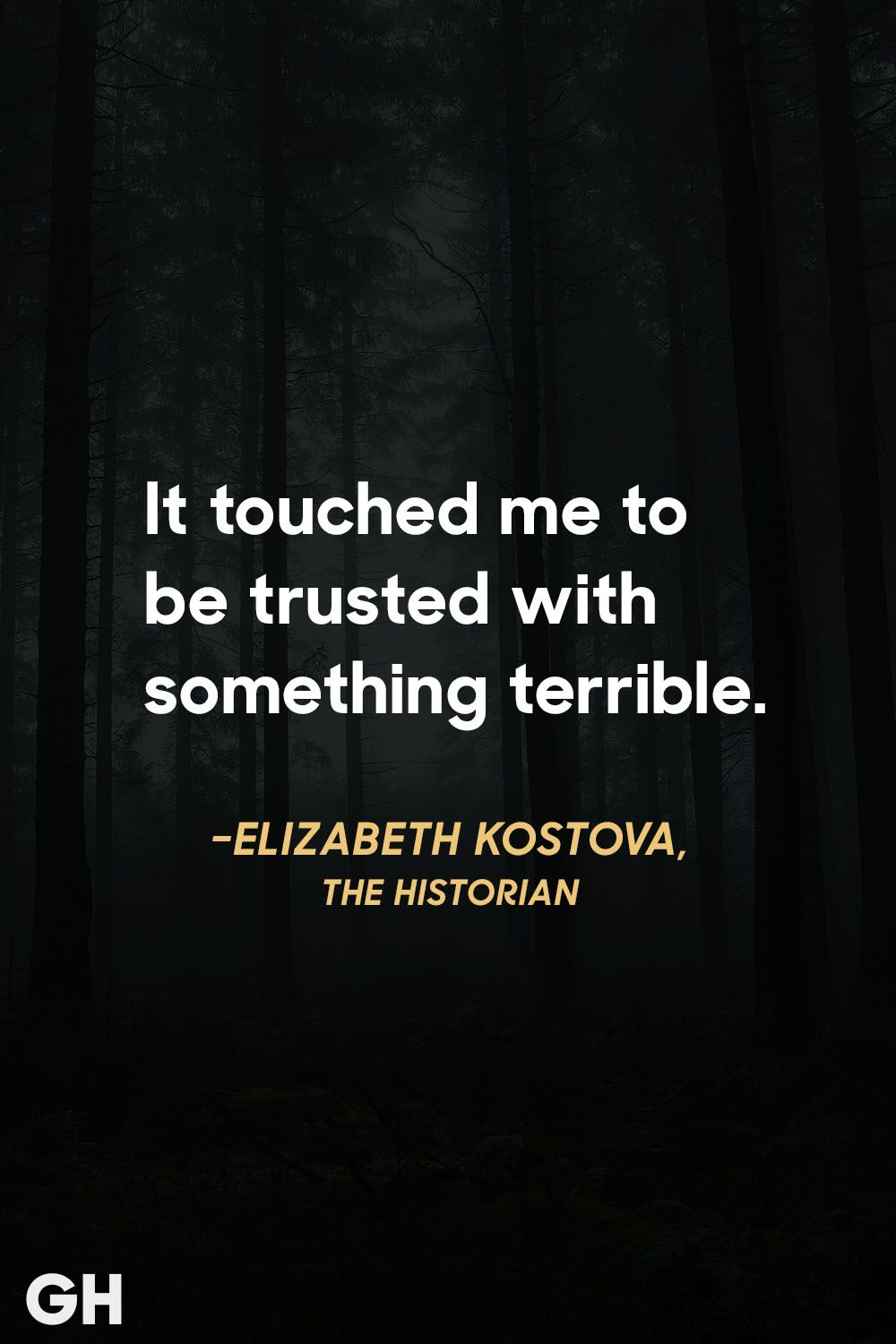 scary quotes about death