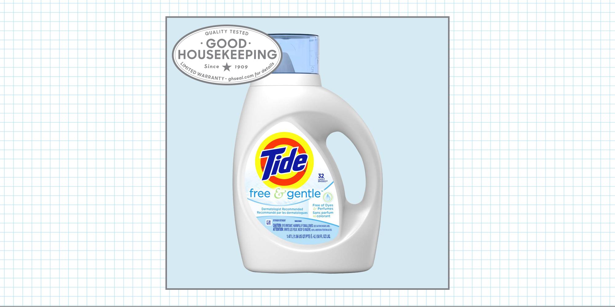 GH Seal Spotlight: Tide Detergents