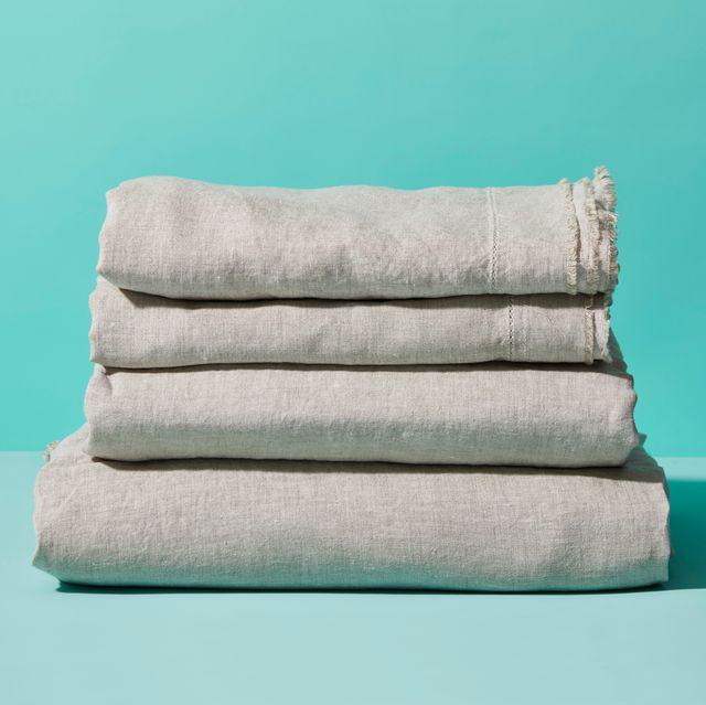 8 Best Linen Sheets Of 2020 Linen Bed Sheet Set Reviews