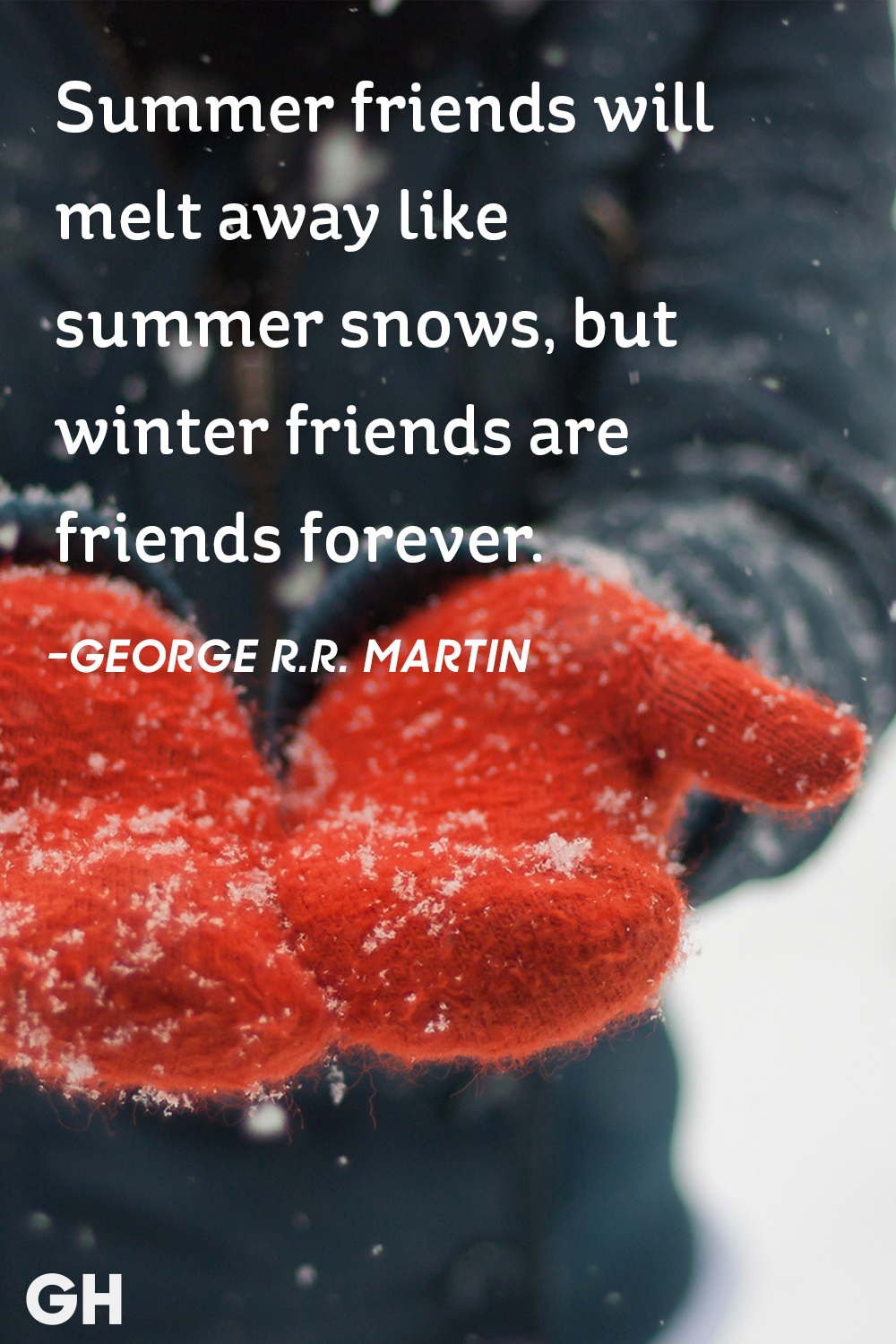 12 Best Quotes About Snow - Snowy Winter Quotes & Sayings