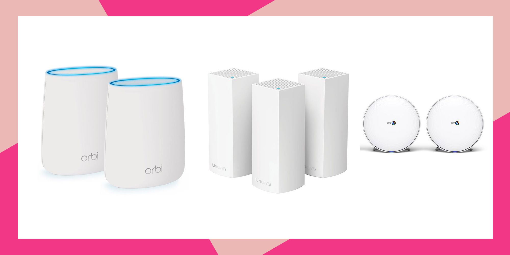 The best whole home wi-fi systems - best wi-fi mesh network systems