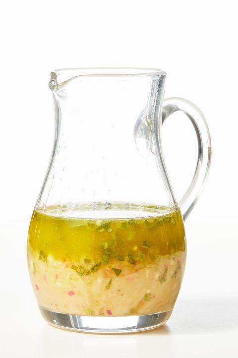 Horseradish-Scallion Vinaigrette