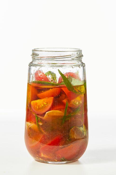 Herbed Tomato Vinaigrette
