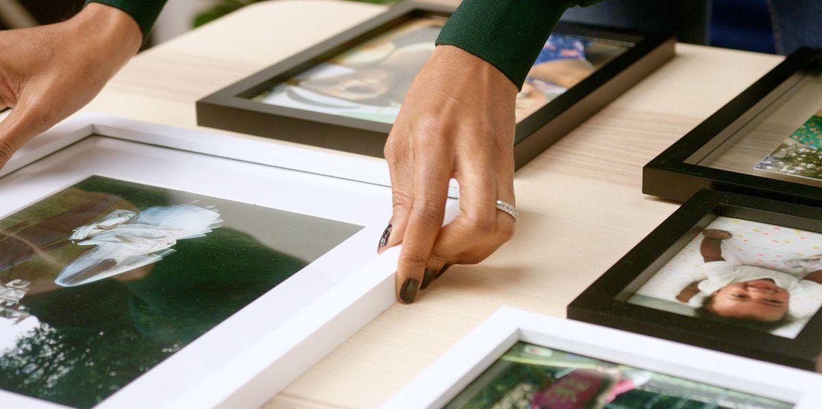Как быстро и легко создать стену галереи