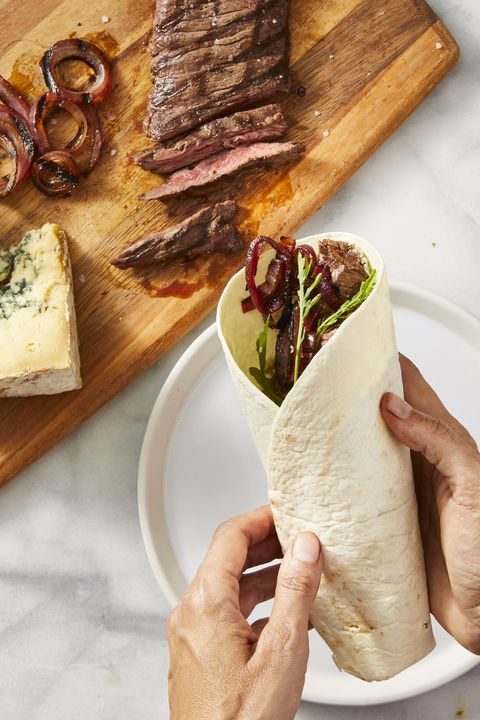Steak Bistro Wraps