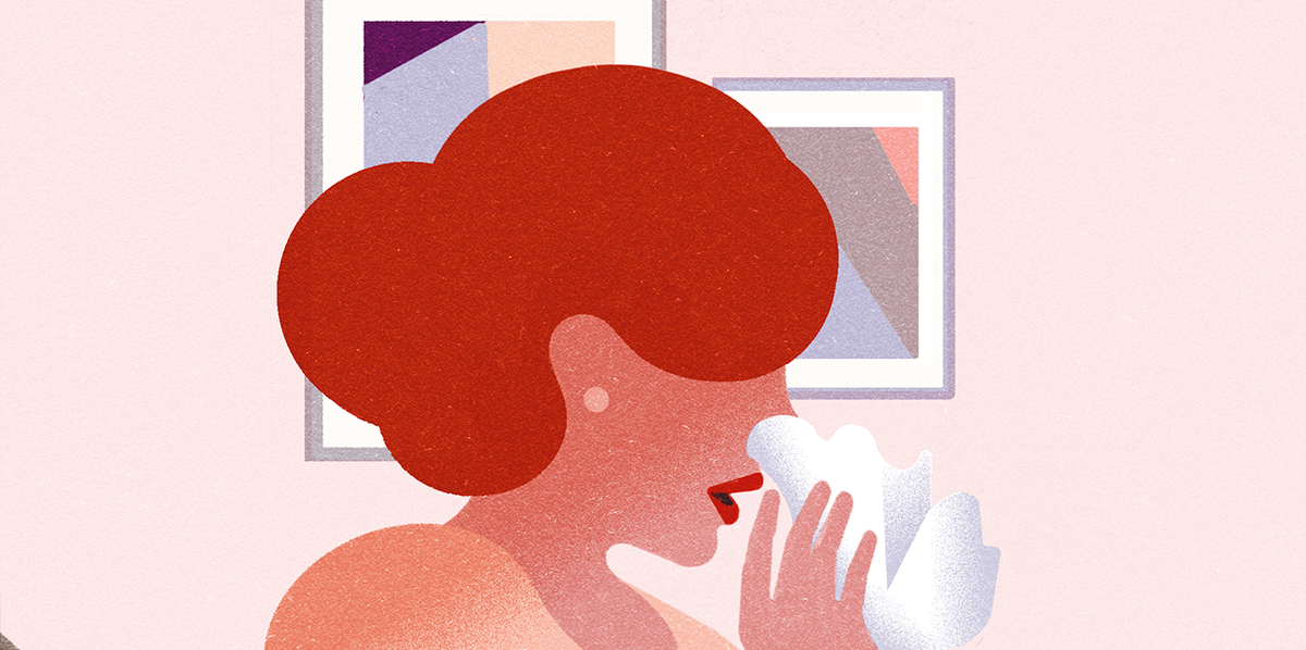 Sneezing Multiple Times in a Row Can Actually Be a Good Thing