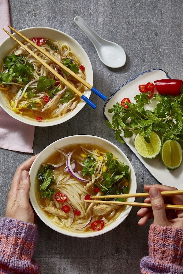 Instant Pot Pho With Chicken