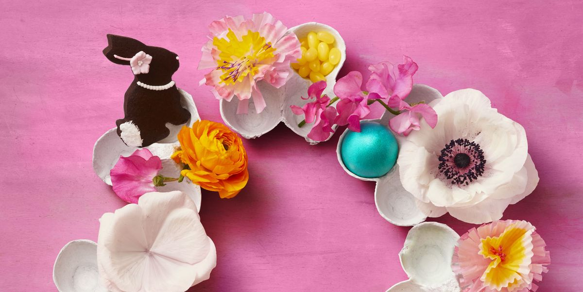 dfd11a21d13a3 23 Best Easter Flowers and Centerpieces - Floral Arrangements for Your  Easter Table