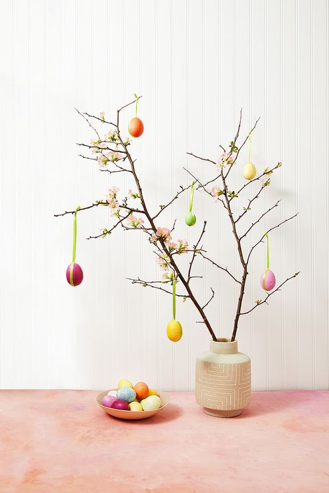easter trees - flowering egg tree