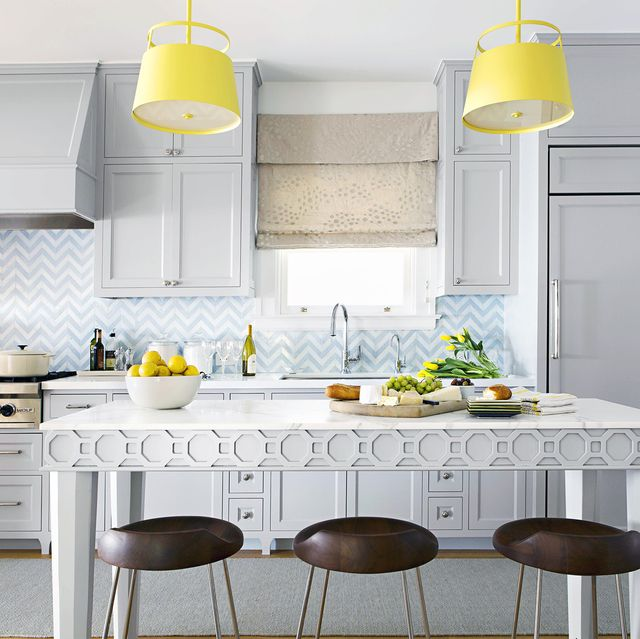 What Color To Paint Kitchen Walls: 18 Best Kitchen Paint And Wall Colors