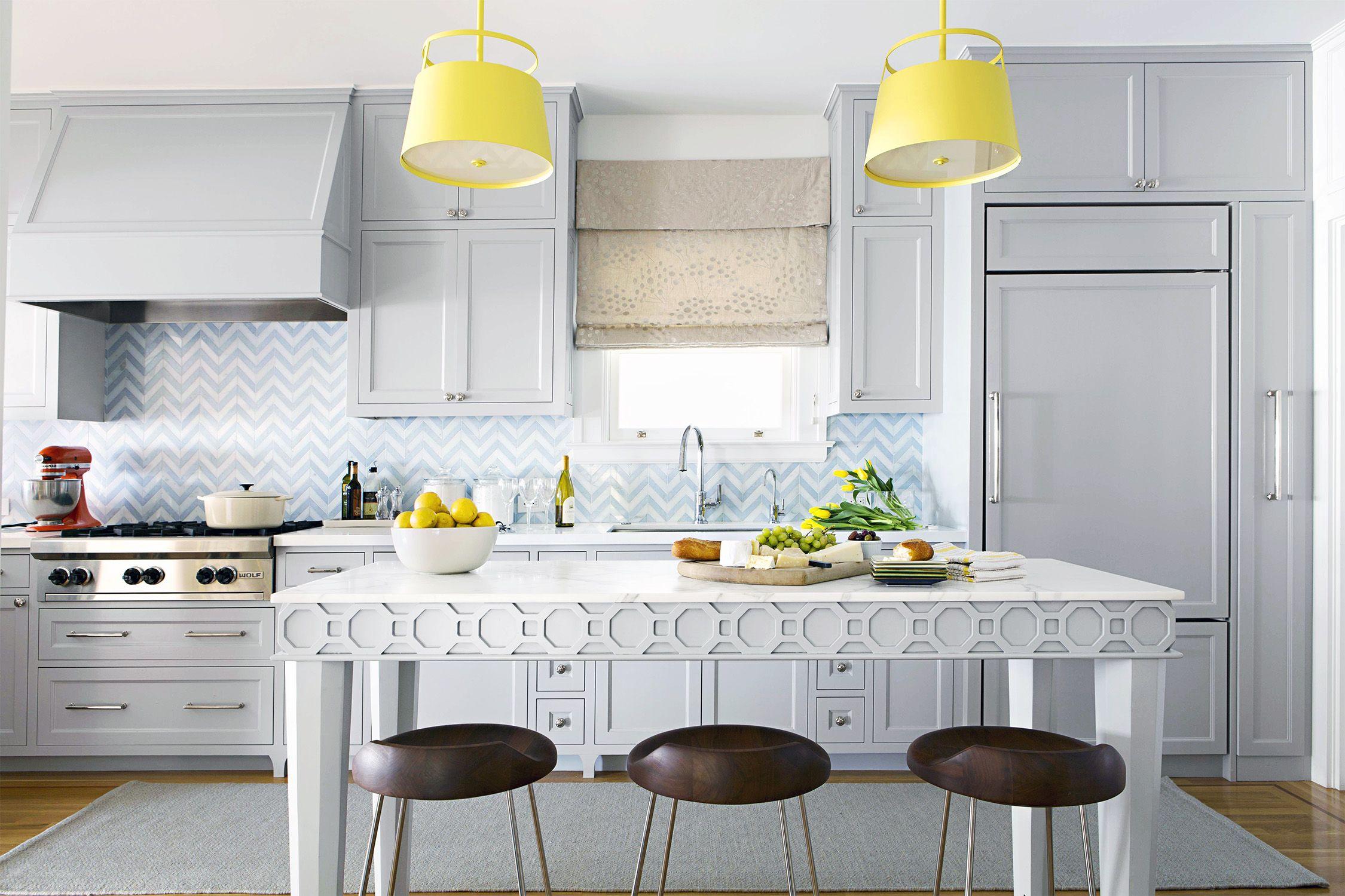 17 Best Kitchen Ideas - Decor and Decorating Ideas for Kitchen Design