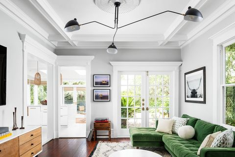 victorian living home tour
