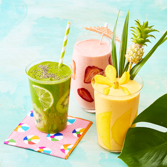 25 Healthy Smoothie Recipes For Breakfast