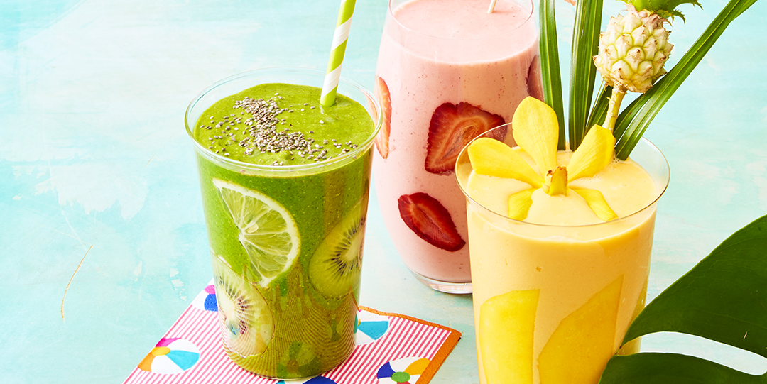 Healthy Smoothie Recipes for a Morning Energy Boost