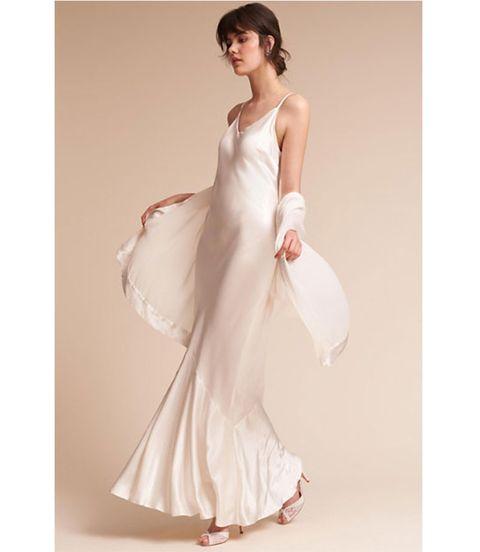Affordable high streetwedding dresses