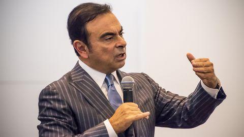 Carlos Ghosn in 2015