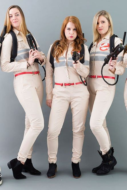 ghostbusters 80s costume
