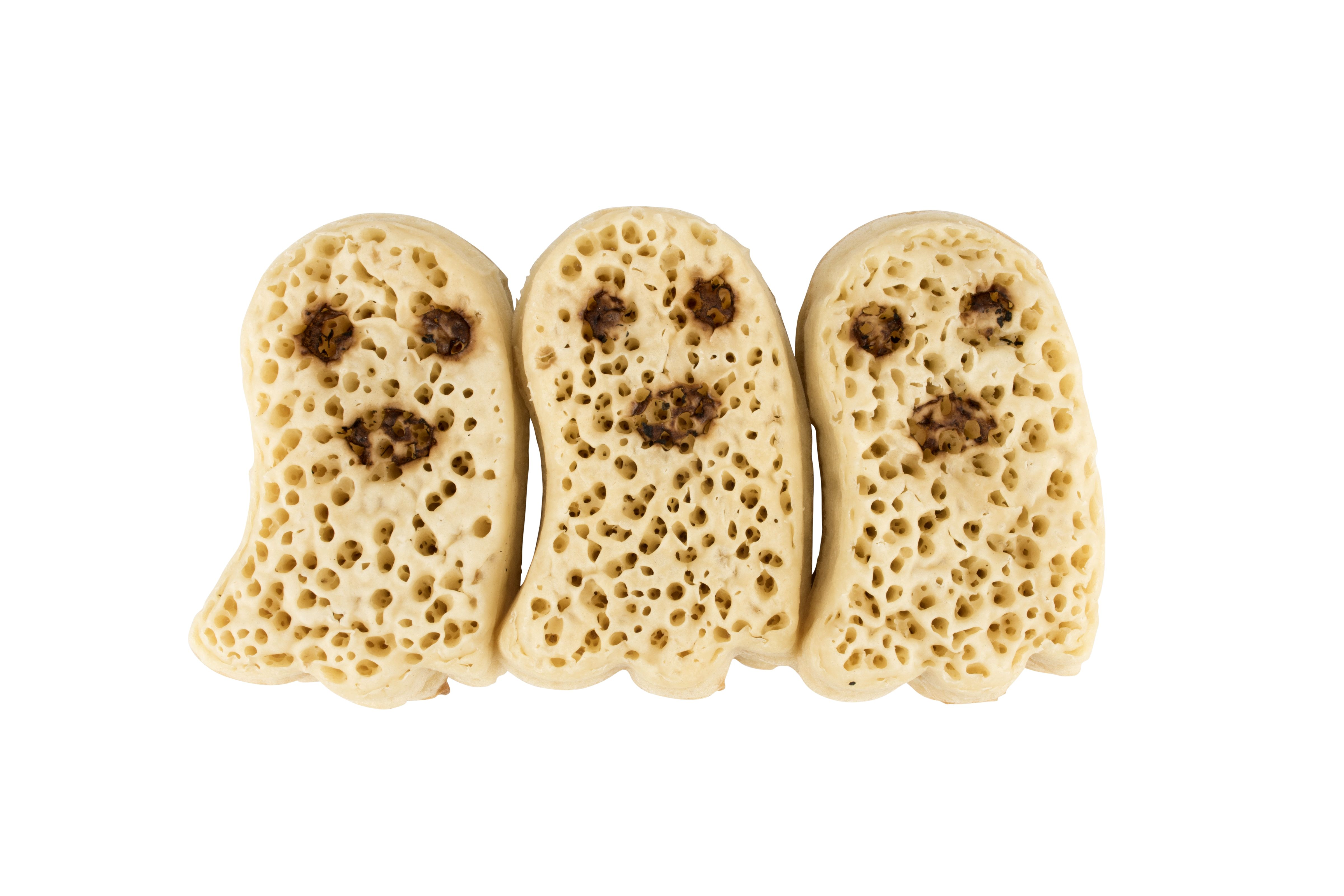 Asda's Ghost Crumpets are back for your spooky Halloween breakfast