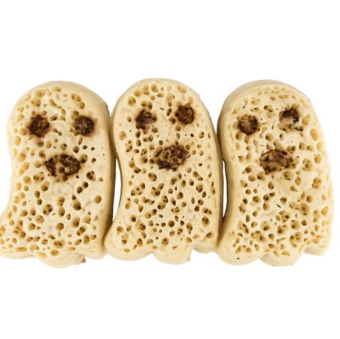 Asda's Ghost Crumpets