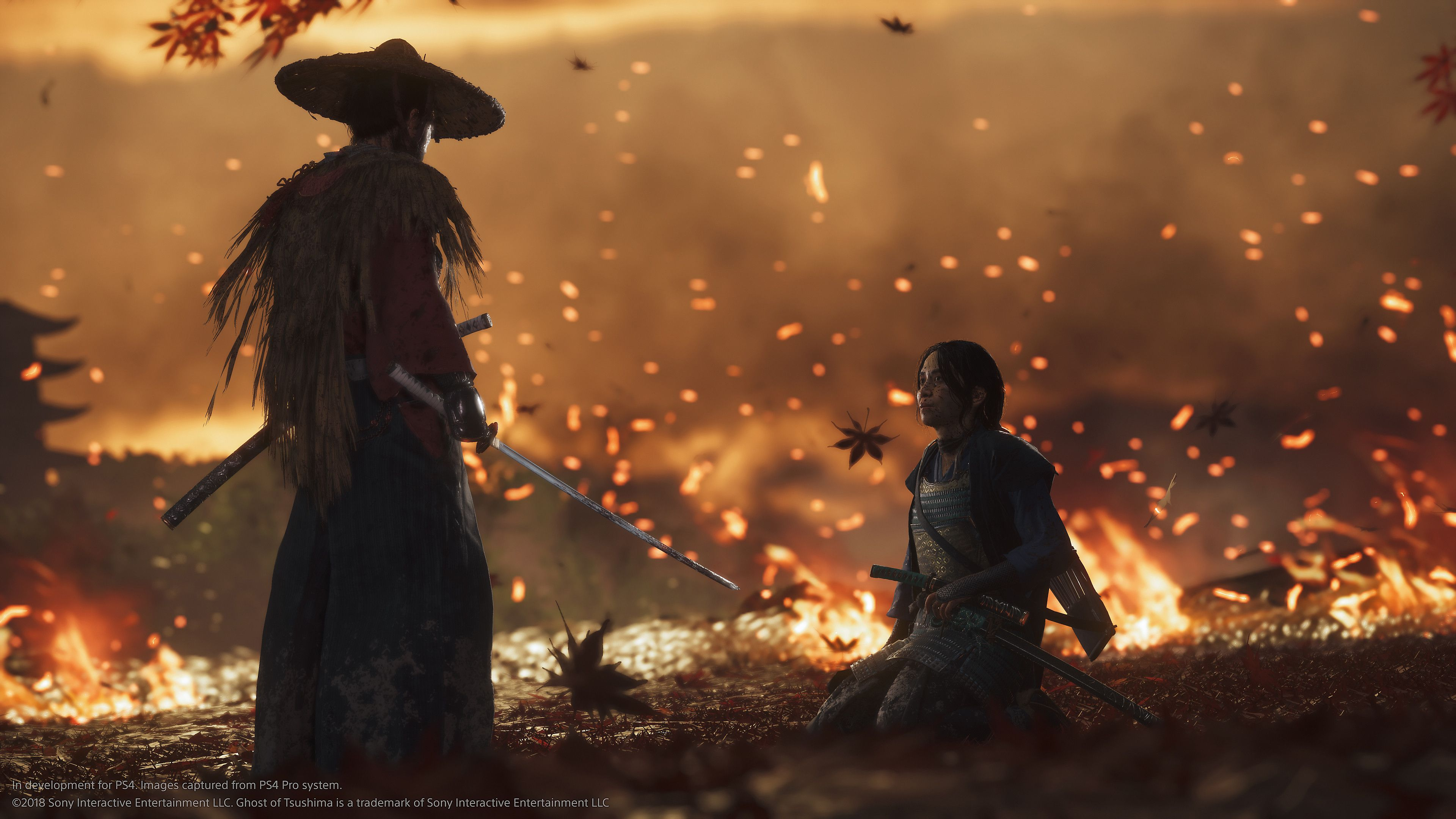 Ghost of Tsushima for PS4 and PS5 release date, trailers, rumours and news