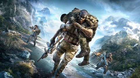 Ghost Recon Breakpoint esquire juegos xbox ps4