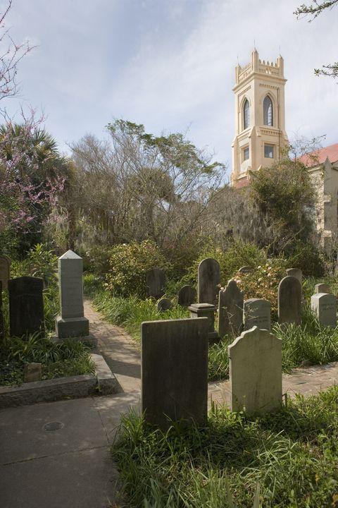 ghost tours near me charleston
