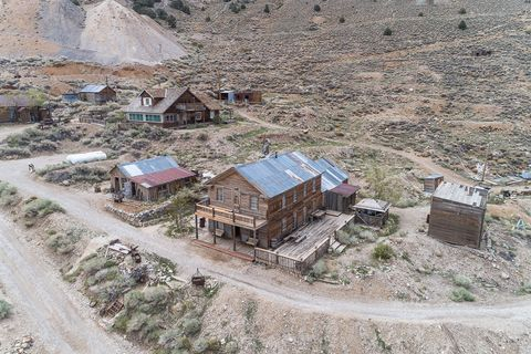 Cerro Gordo Mines, a Real Life Ghost Town, Is for Sale