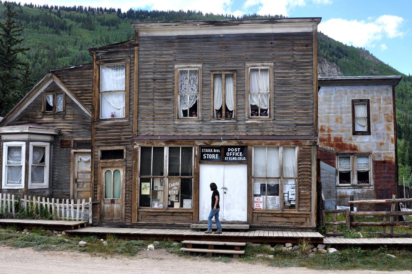 ghost towns america st elmo