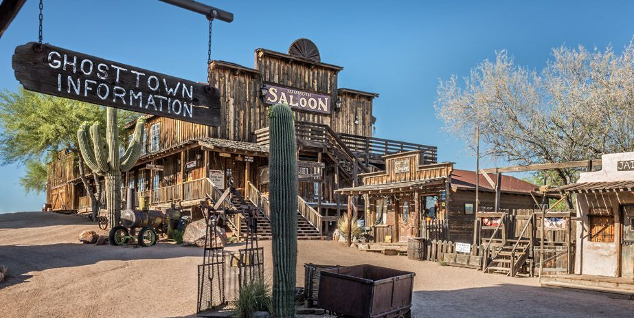 18 Of The Spookiest Ghost Towns In America Most Haunted