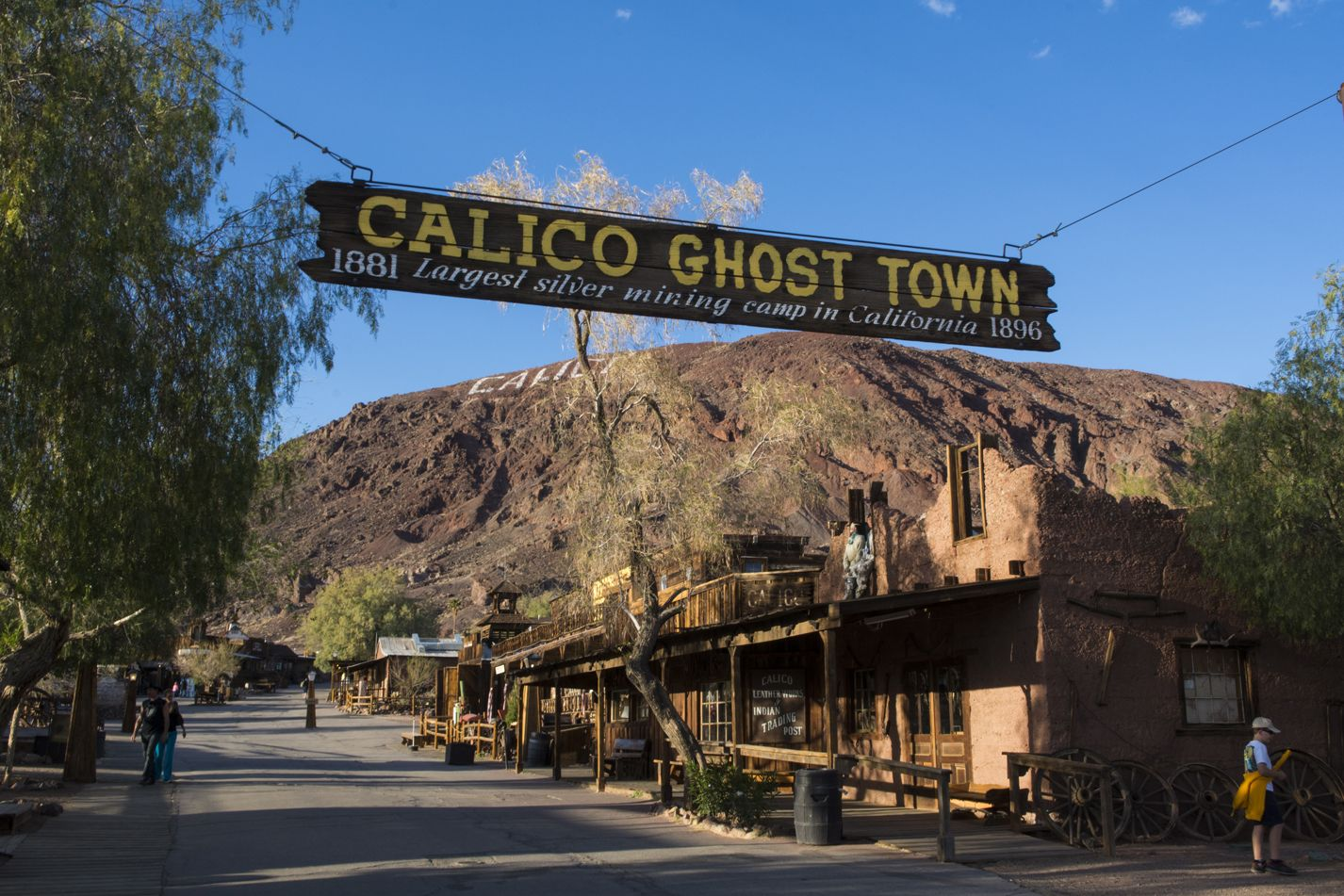ghost towns in america california