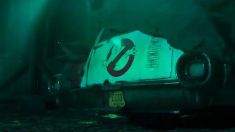 Ghostbusters sequel teaser trailer