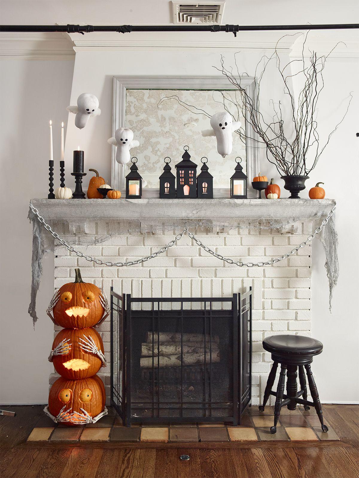 50 DIY Halloween Decorations , How to Make Halloween Decorations