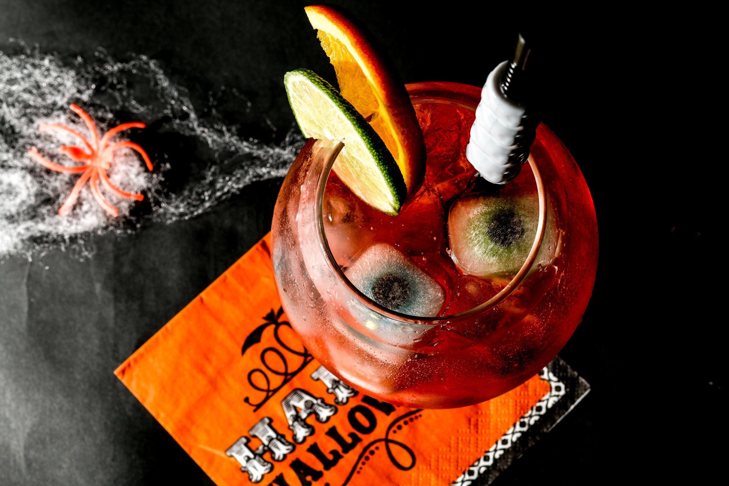 Halloween Cocktails | Weekend Wanderings