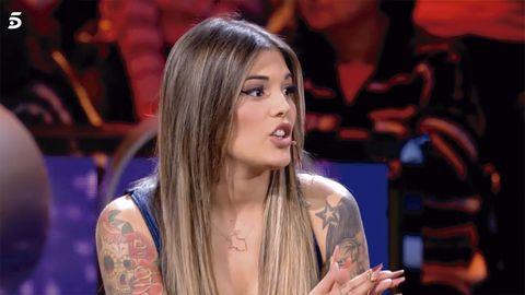 Nuria MH habla del beso