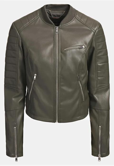 giacca biker moda primabera estate 2021
