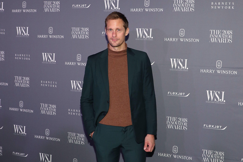 maglione collo alto e giacca uomo