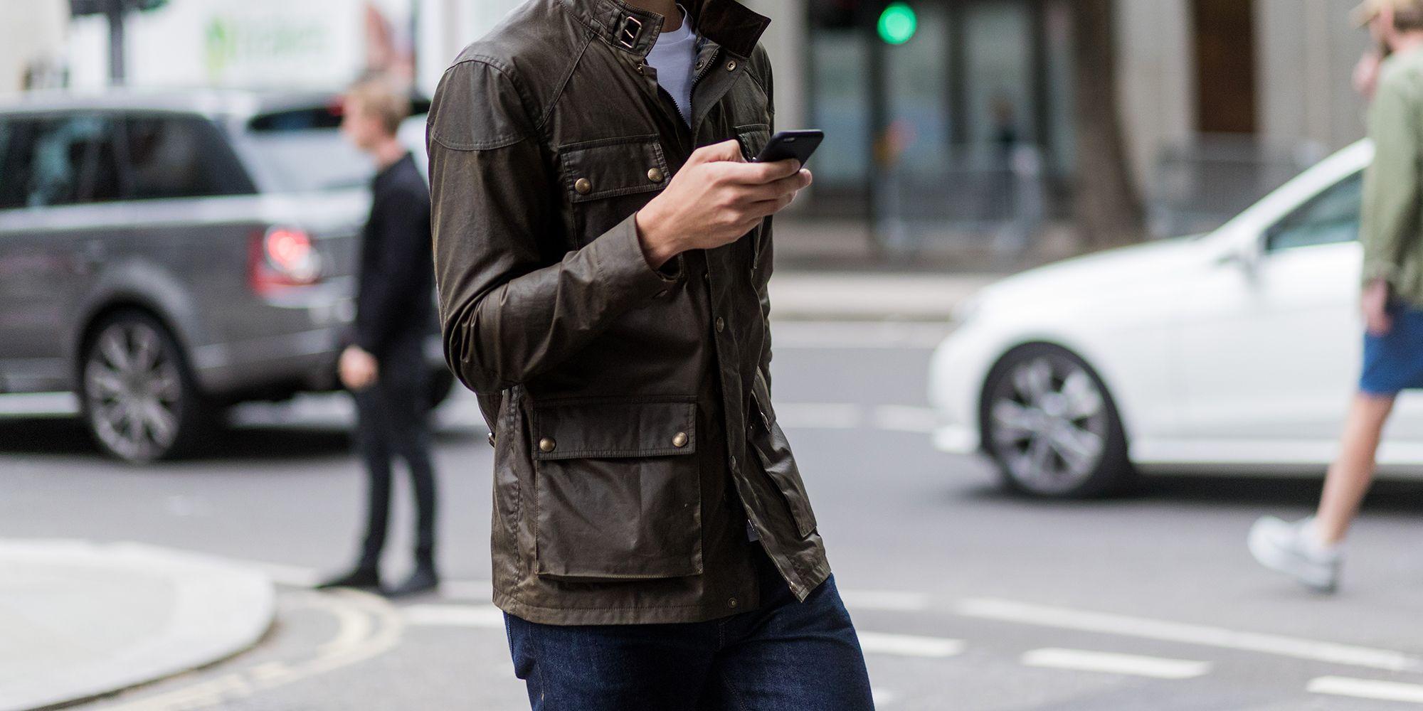 autunnale giacca uomo che dovrebbe La ogni avere HTwqzZppx