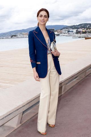 d659314362b Giacca Primavera Estate 2019: il blazer Gucci di Miriam Leone è ...