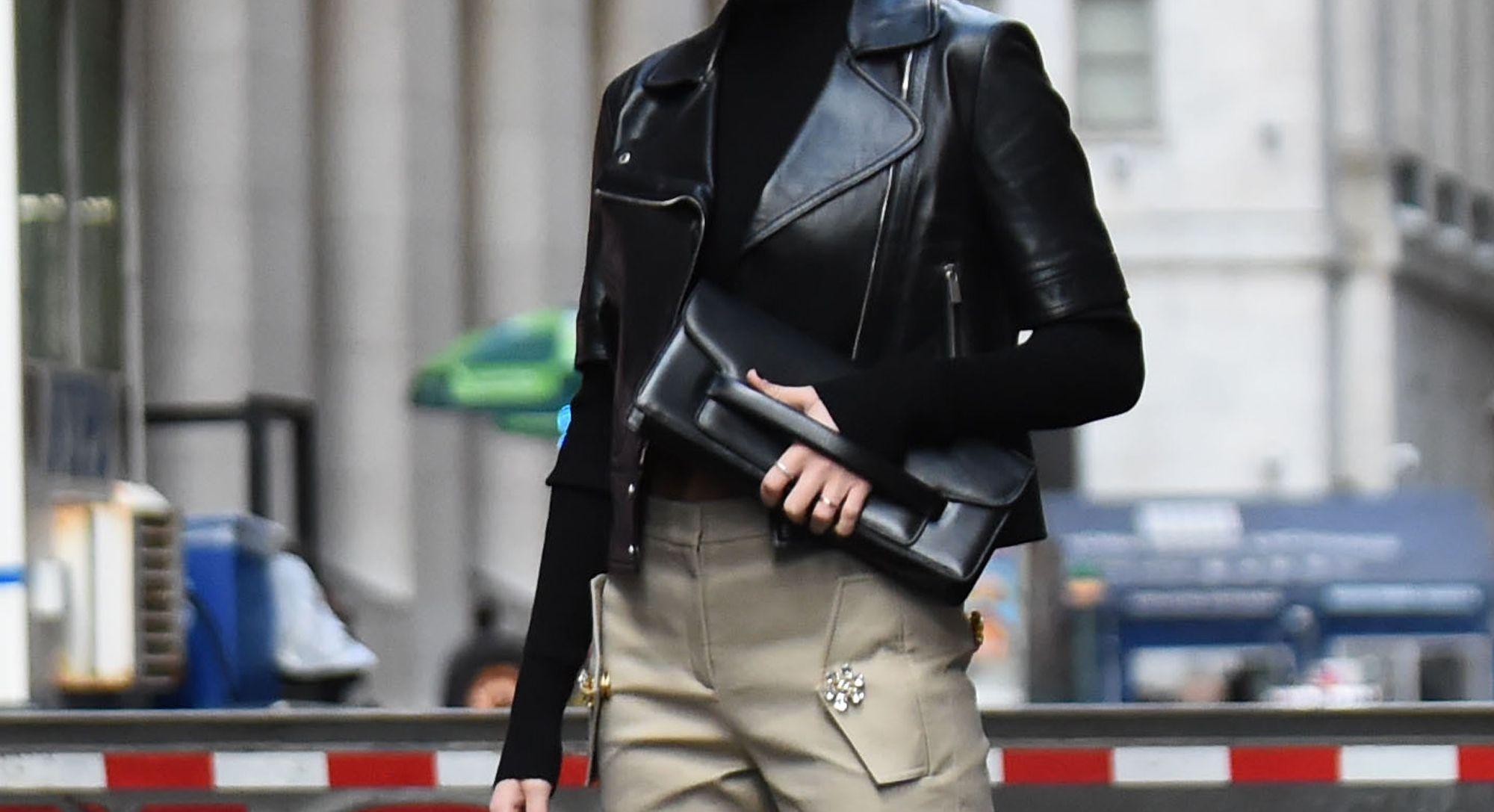 giacche di pelle alla moda
