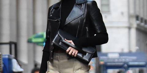more photos 2b50e dd06e Le migliori giacche in pelle moda donna primavera 2019