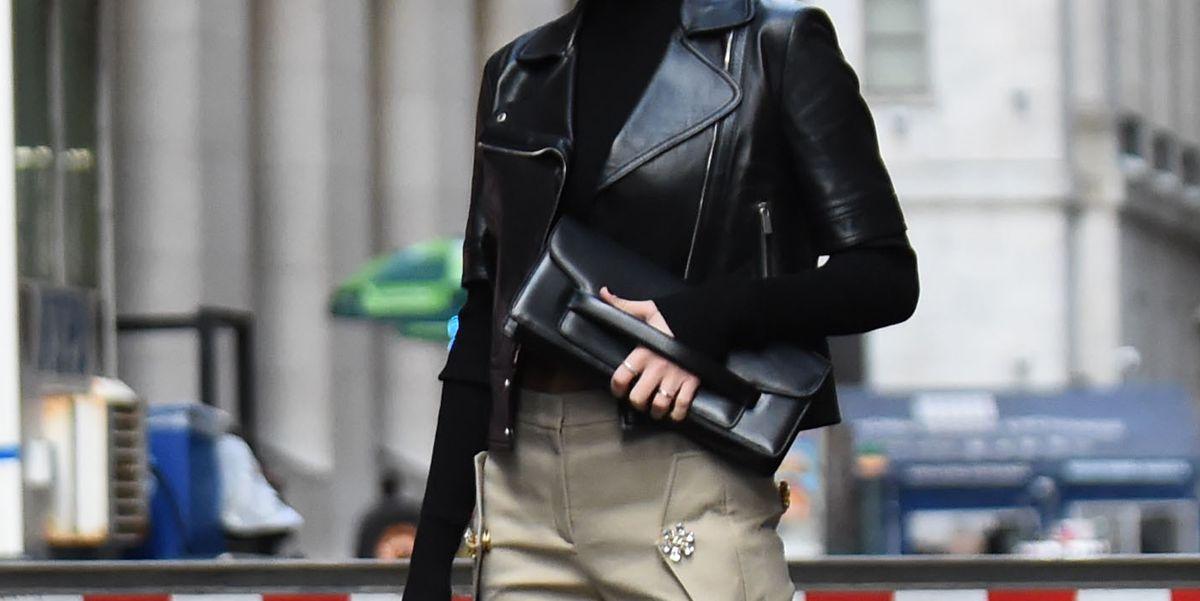 e1d13019263303 Le migliori giacche in pelle moda donna primavera 2019
