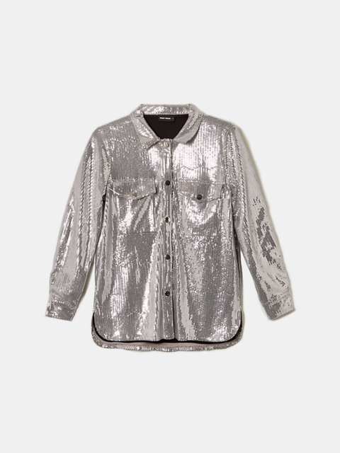 giacca paillettes primavera estate 2021