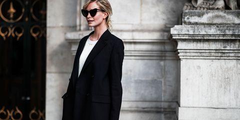 meet 28941 c1b07 Giacca da smoking: come indossare i modelli donna di ...